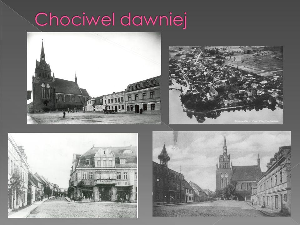 W mieście siedzibę ma Ludowy Klub Sportowy Piast Chociwel, który powstał w 1948 r.