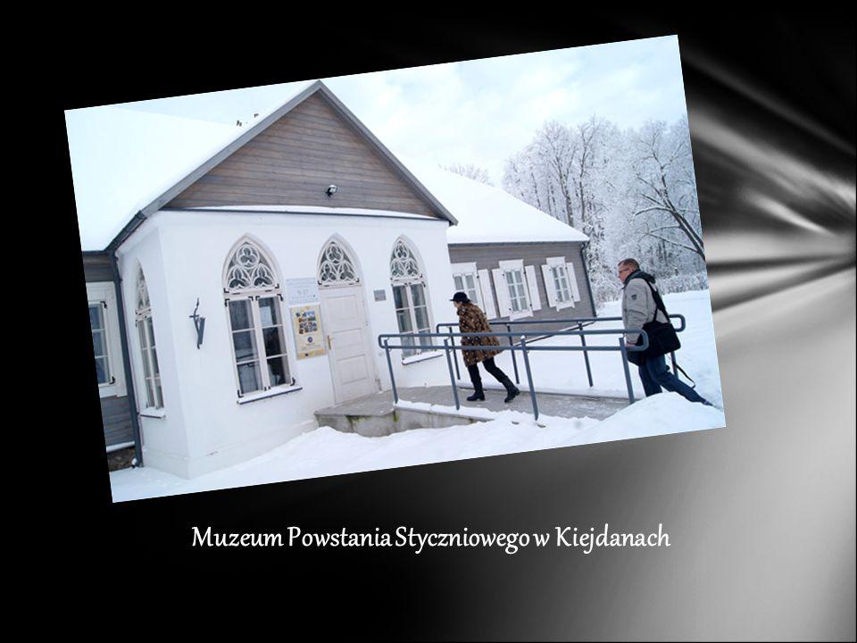Muzeum Powstania Styczniowego w Kiejdanach