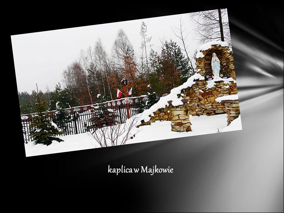 kaplica w Majkowie