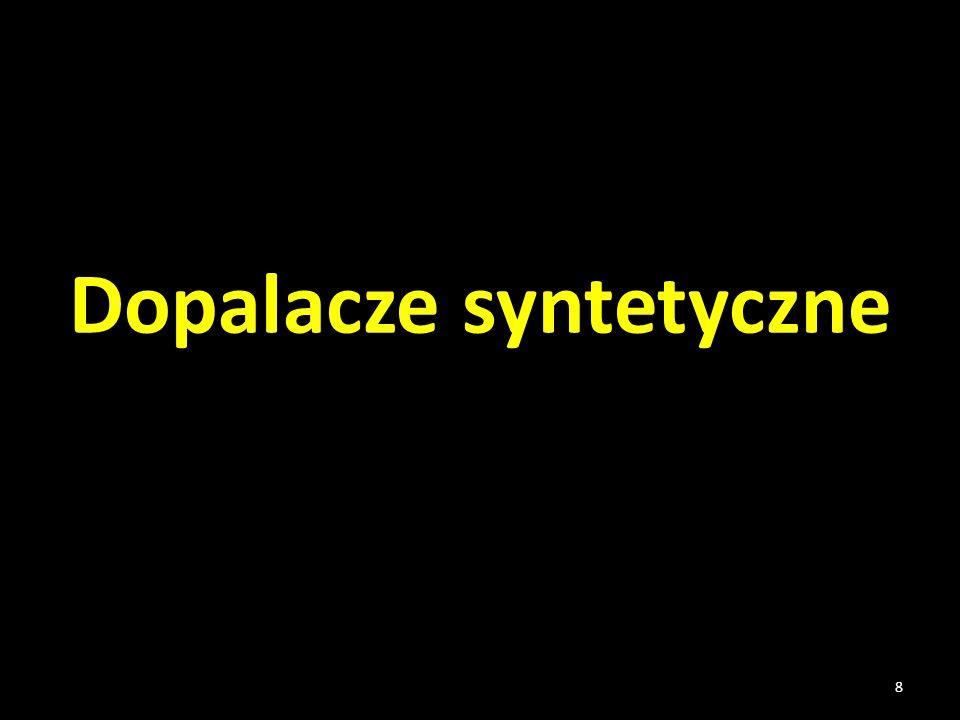 Substancja objęta kontrolą BZP–N – bezylopiperazyna – stymulant OUN działa podobnie do amfetaminy, możliwe uzależnienie.