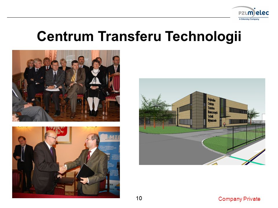10 Centrum Transferu Technologii Company Private