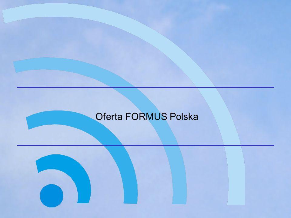 Oferta FORMUS Polska
