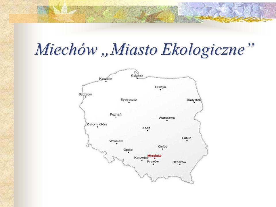 Miechów Miasto Ekologiczne