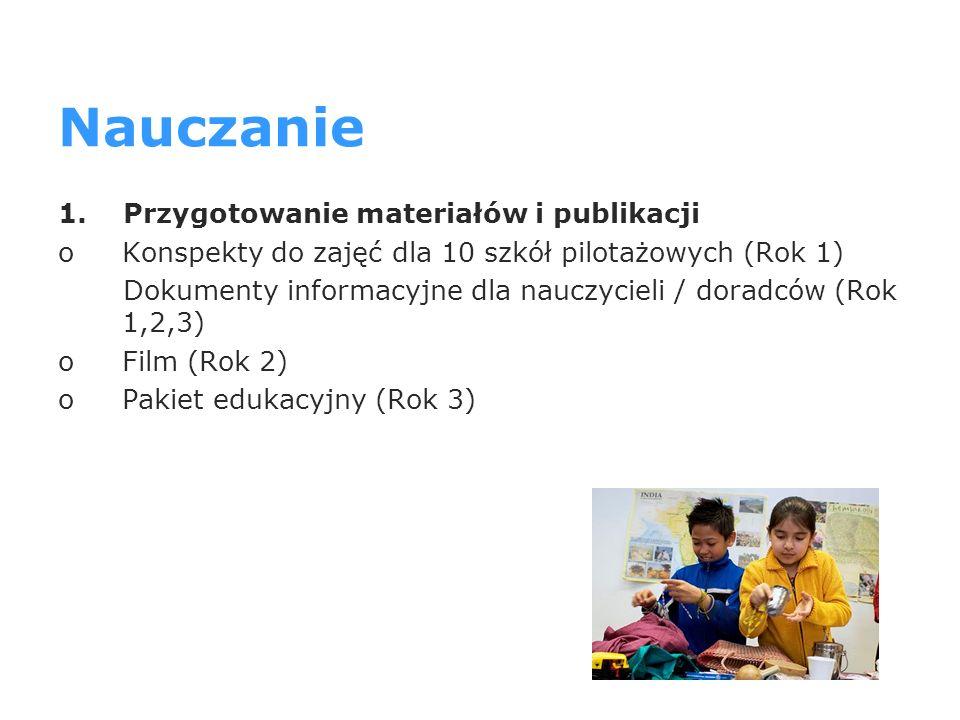 Nauczanie 1.