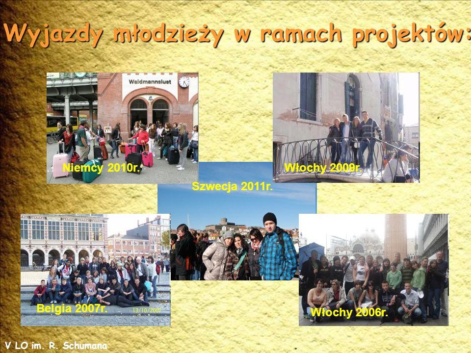 Wyjazdy młodzieży w ramach projektów: Niemcy 2010r.