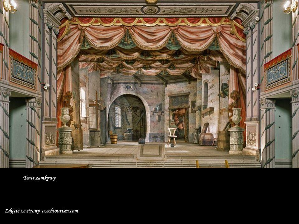 Wnętrz nie można fotografować. Zdjęcie ze strony czechtourism.com