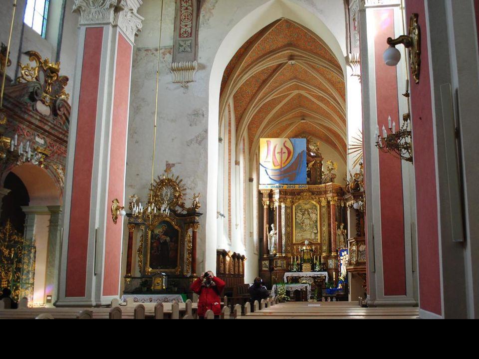 Kościół pw. Świętej Trójcy.