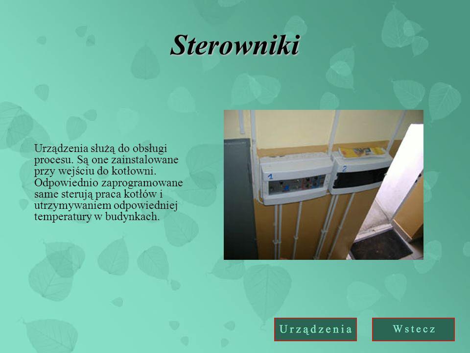 Pelety Pelety sprowadzane są do kotłowni od producenta ze Słowacji.