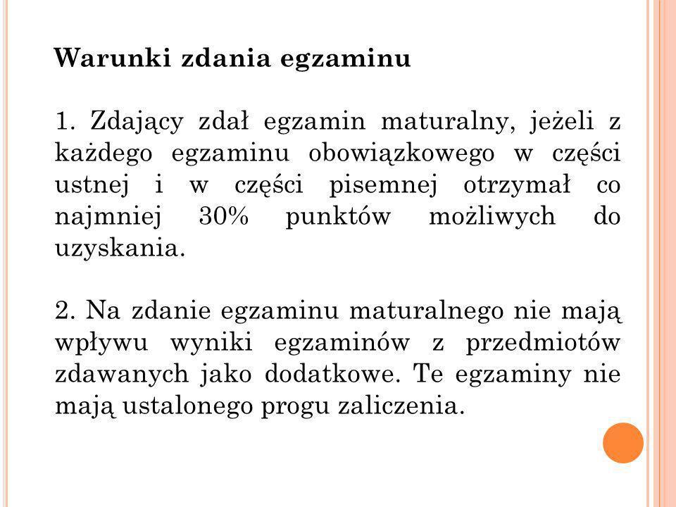 BIBLIOGRAFIA Uczeń/absolwent przekazuje przewodniczącemu zespołu egzaminacyjnego (dyrektorowi szkoły) nie później niż 4 tygodnie przed terminem rozpoczęcia części pisemnej egzaminu maturalnego z języka polskiego bibliografię wykorzystaną do opracowania wybranego tematu.