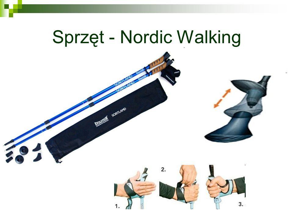 Sprzęt - Nordic Walking