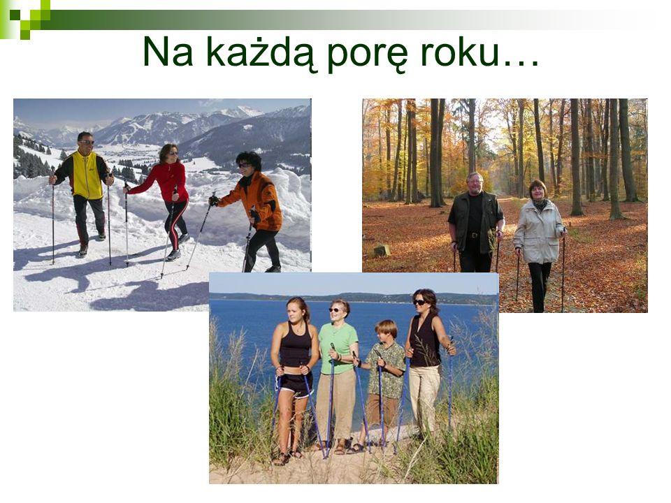 Nordic Walking obecnie coraz prężniej rozwija się w naszym kraju a wraz z nim przemysł zajmujący się wyposażeniem potrzebnym do jego uprawiania.