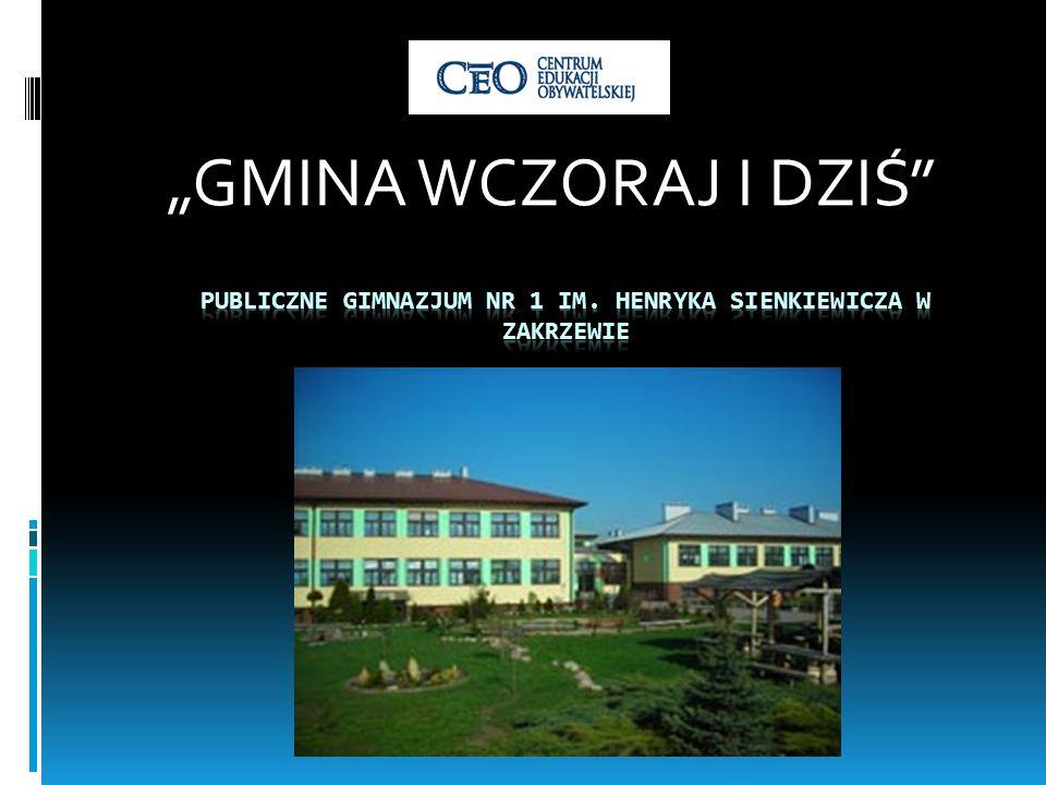 Zespół Projektowy Artur Rogala - uczeń klasy III PG nr 1 im.