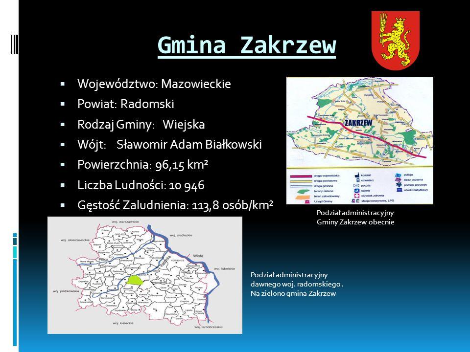 Wywiad z panem wójtem Sławomirem Białkowskim -Kiedy pan objął funkcje wójta gminy Zakrzew.