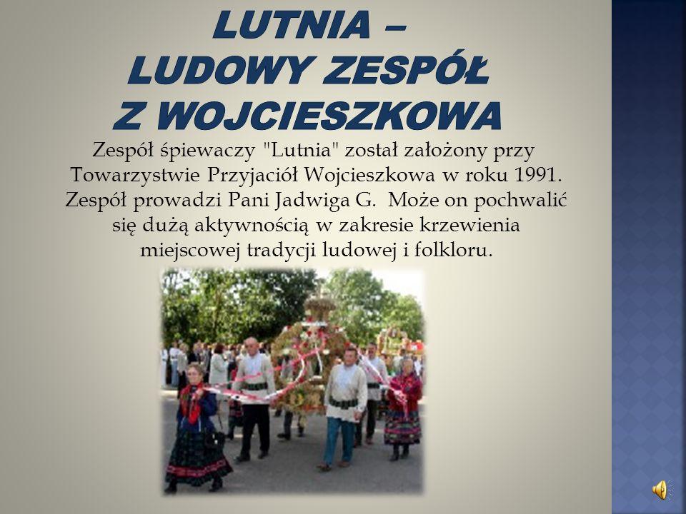 Izba Regionalna w Wojcieszkowie utworzona została 1991 r. przy Towarzystwie Przyjaciół Wojcieszkowa, którego prezesem jest Jadwiga Józwik. Eksponaty z