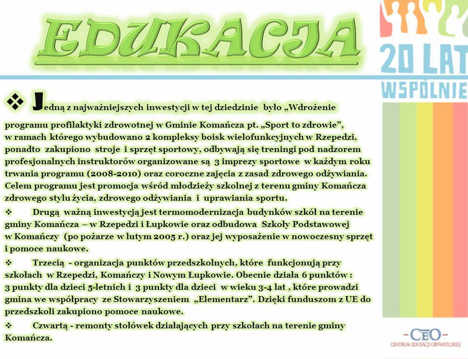 Gmina Komańcza 38-542 Komańcza 166 tel/fax 0134677035 www.komancza.pl e-mail:urzad@komancza.pl