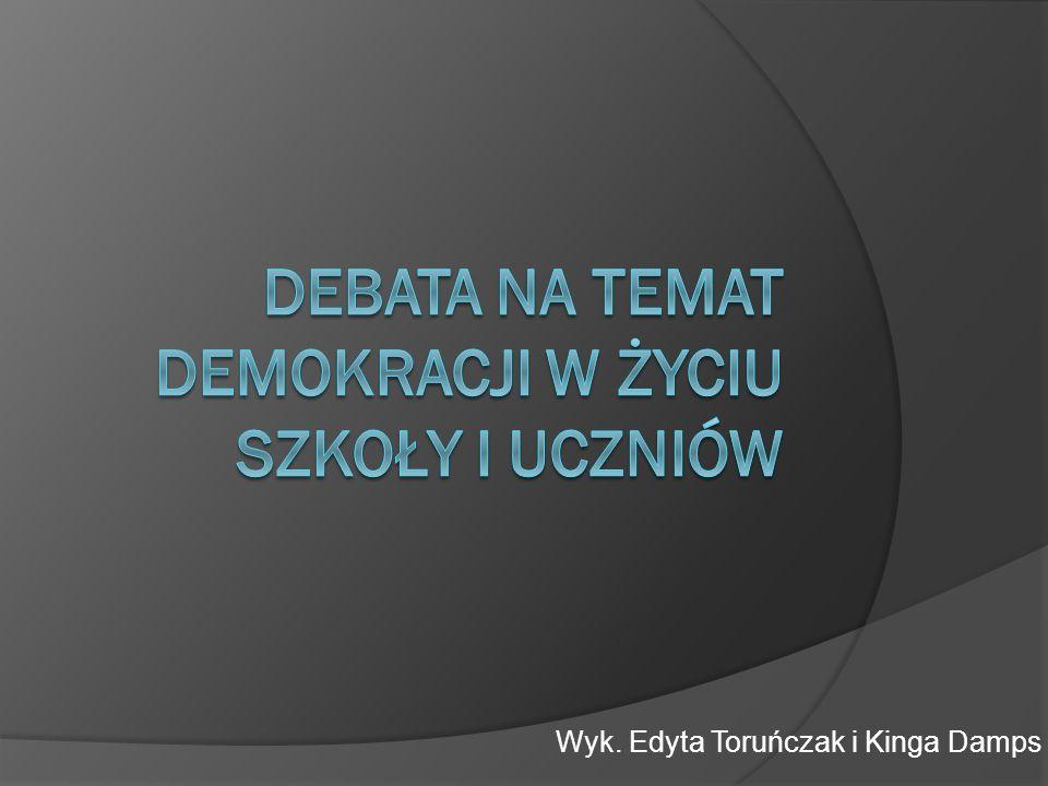 Wyk. Edyta Toruńczak i Kinga Damps
