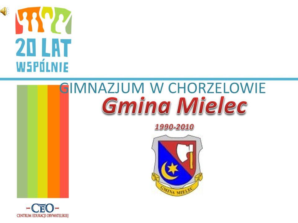 Informacje ogólne Gmina Mielec to gmina wiejska w województwie podkarpackim.