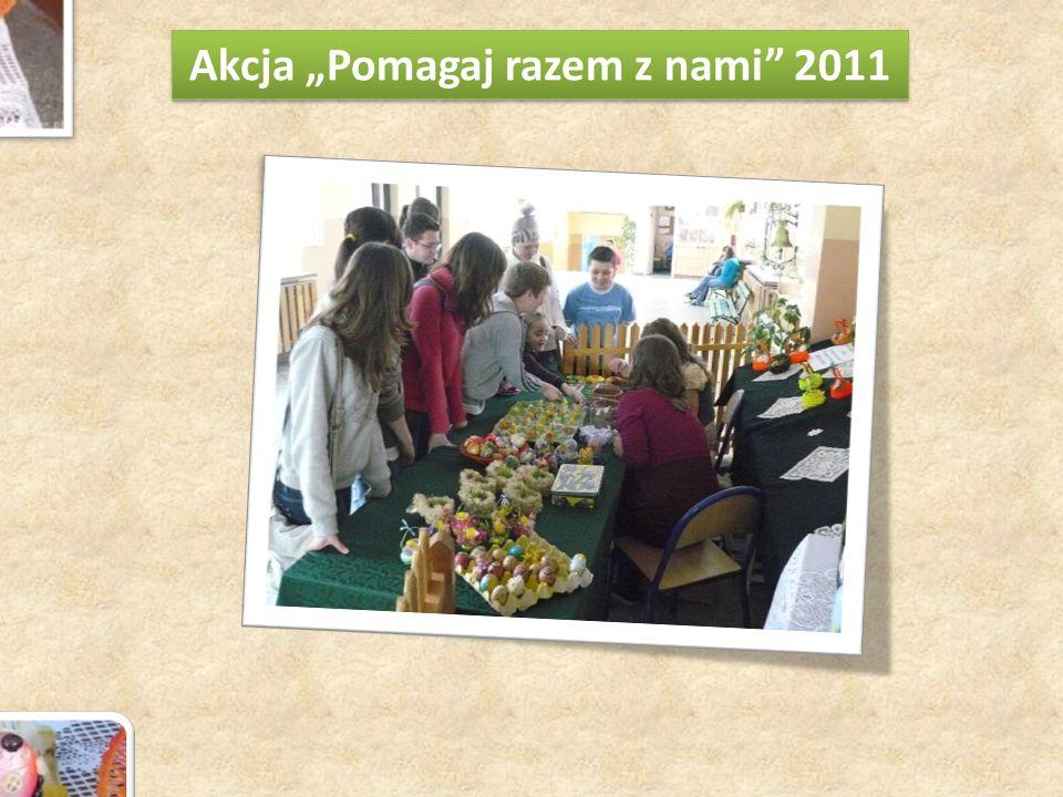 Akcja Pomagaj razem z nami 2011
