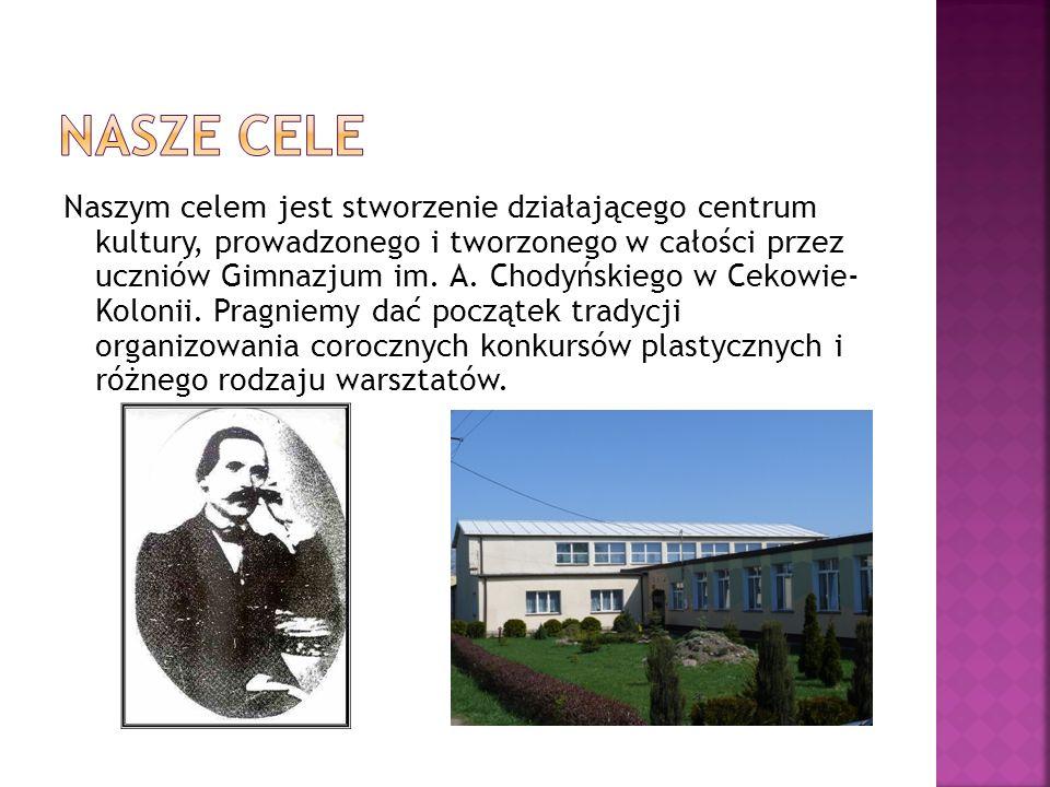 Pragniemy aby naszym patronem został Stefan Florian Garczyński- poeta związany z naszą gminą.