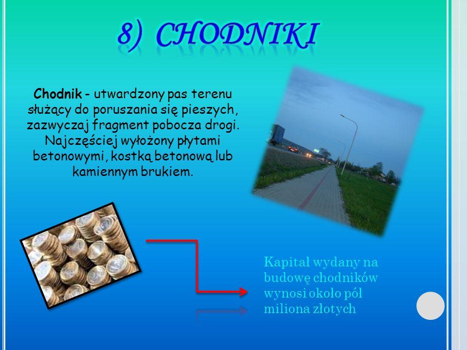 KORTY TENISOWE W ZARSZYNIE PLAC ZABAW Całkowity koszt wydany na rekreacje wynosi około 310 tysięcy PLN. Plac zabaw - wydzielone miejsce, przeznaczone