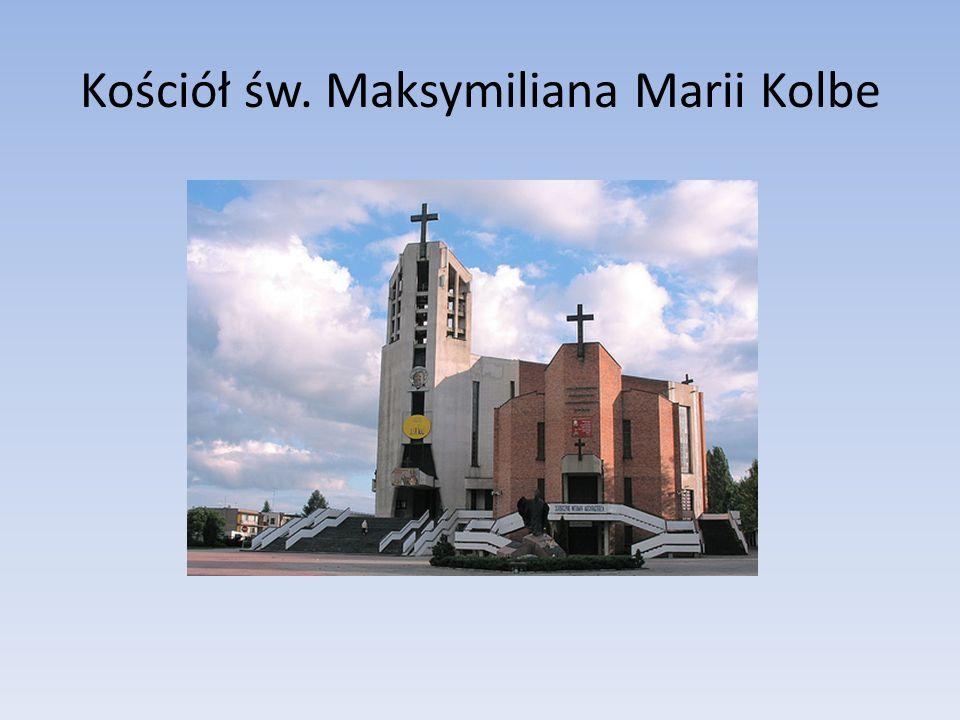 Kościół św. Maksymiliana Marii Kolbe