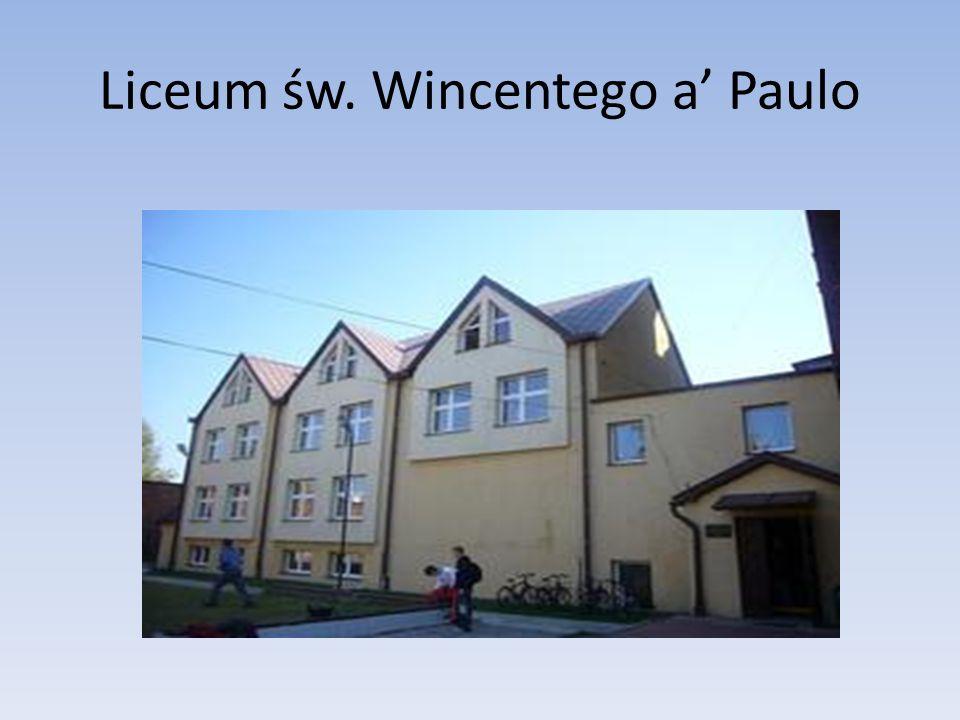 Liceum św. Wincentego a Paulo