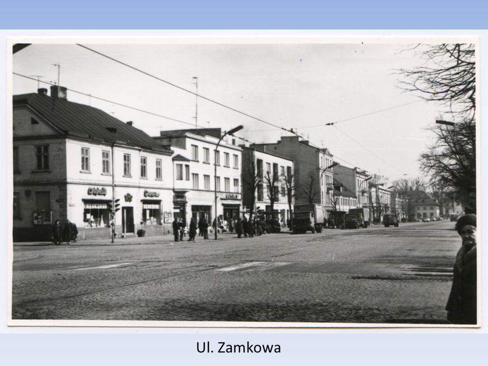 Ul. Zamkowa