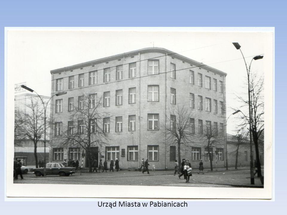 Urząd Miasta w Pabianicach