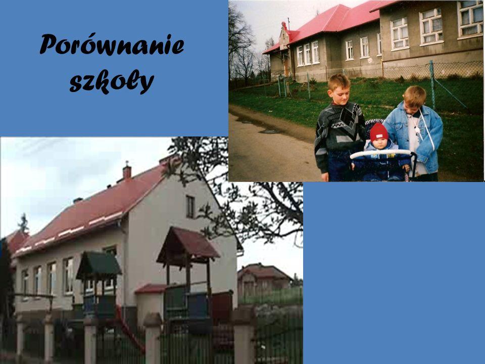 Porównanie szkoły