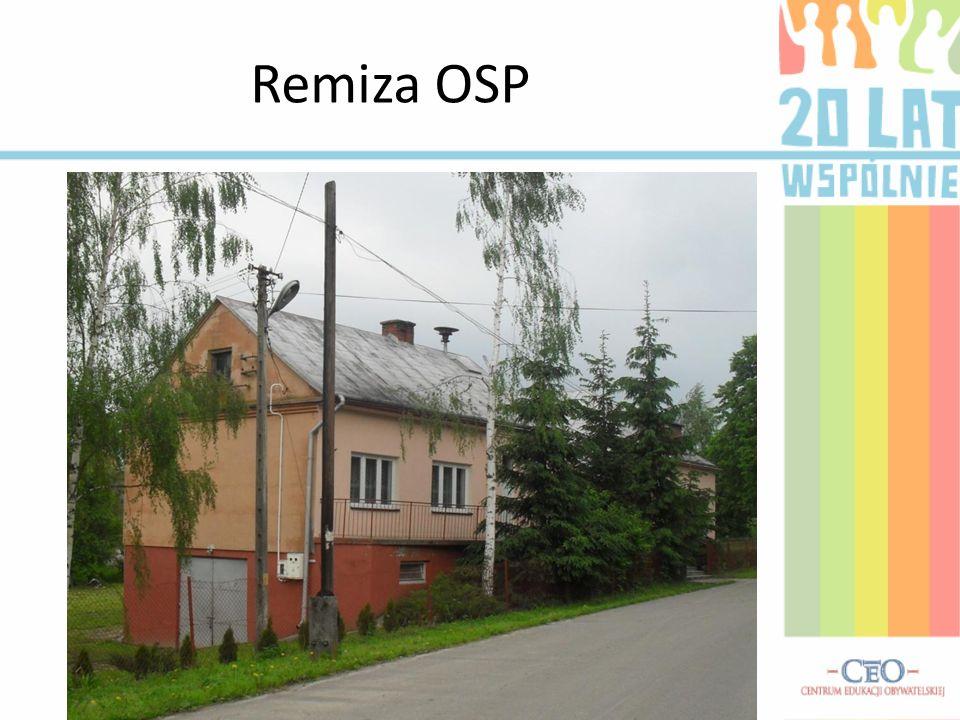 Remiza OSP