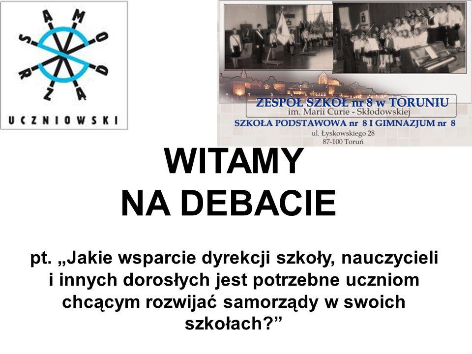 WITAMY NA DEBACIE pt.