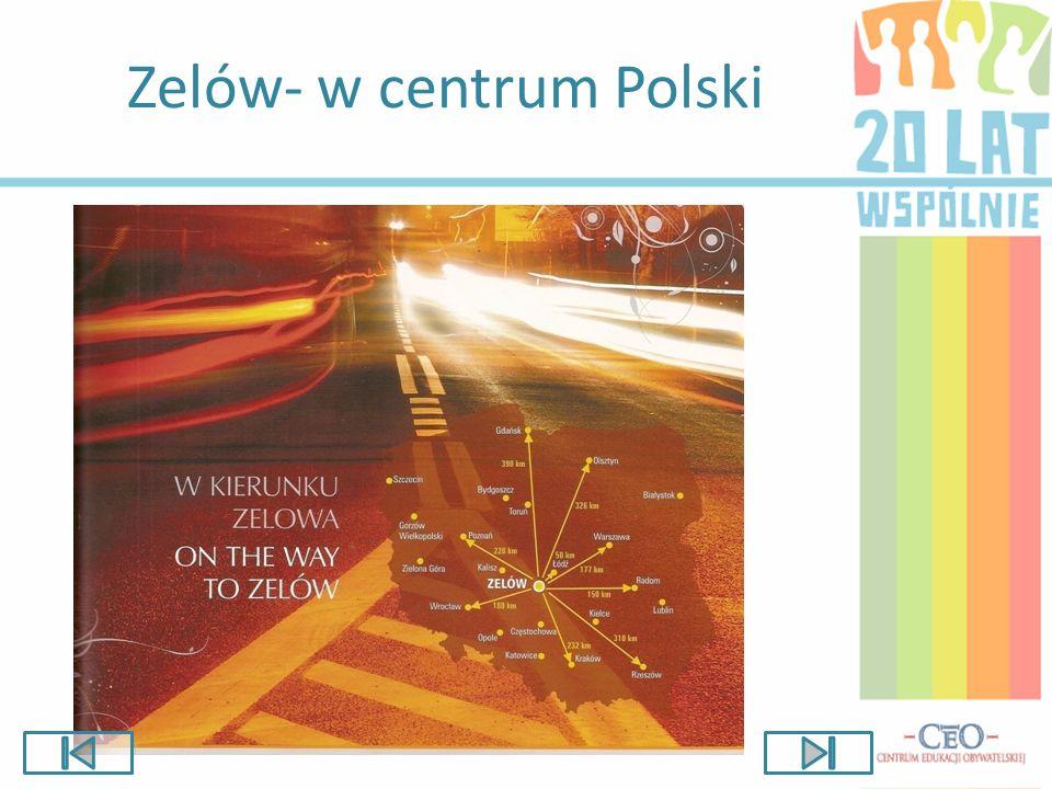 Stawiamy na przedsiębiorczość… Gospodarka Gminy Zelów ma charakter produkcyjno-usługowy.