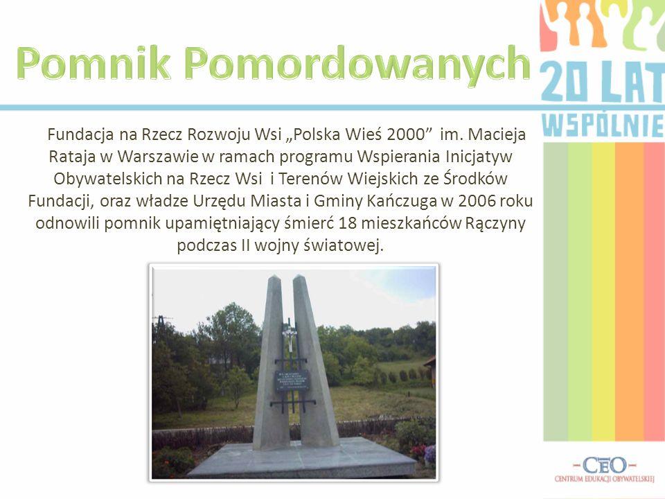 Fundacja na Rzecz Rozwoju Wsi Polska Wieś 2000 im.