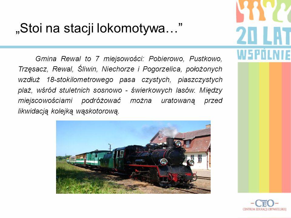 Gmina Rewal to 7 miejsowości: Pobierowo, Pustkowo, Trzęsacz, Rewal, Śliwin, Niechorze i Pogorzelica, położonych wzdłuż 18-stokilometrowego pasa czysty