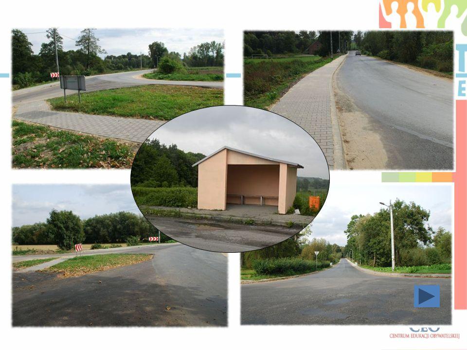 Poprawa nawierzchni dróg oraz budowa nowych odcinków