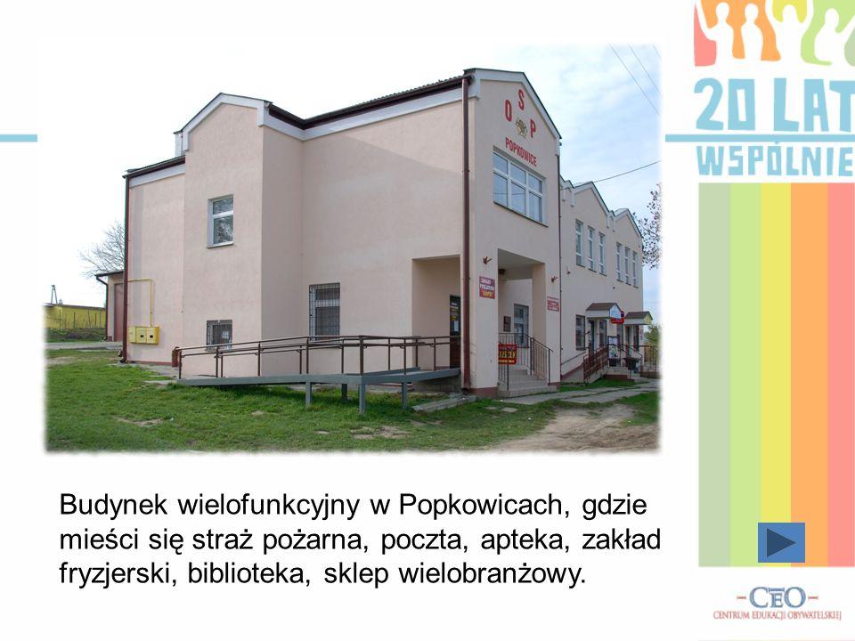 Remont Domu Pomocy Społecznej w Popkowicach