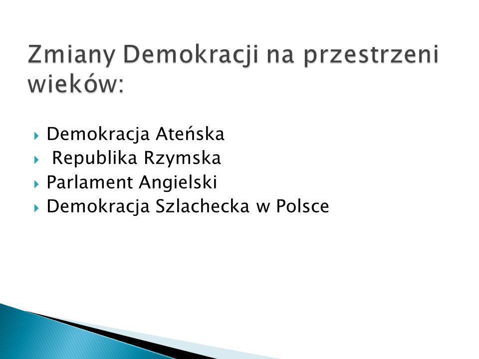 Ustrój polityczny Rzeczypospolitej Polskiej określony jest Konstytucją Rzeczypospolitej Polskiej uchwaloną przez Zgromadzenie Narodowe 2 kwietnia 1997 roku.