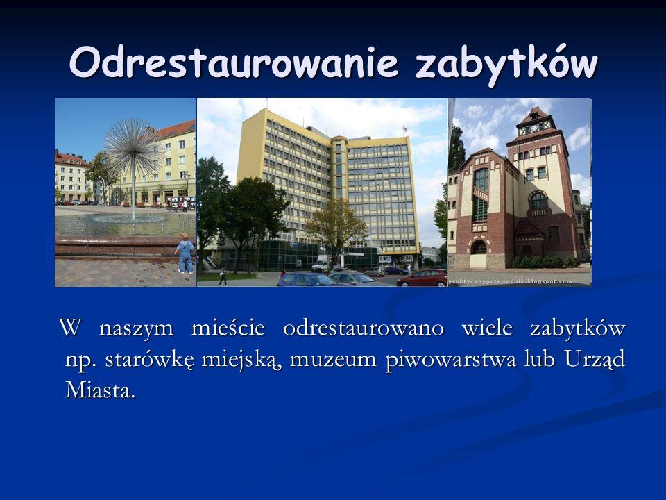 Oświata W ciągu 20 lat Urząd Miasta zainwestował w oświatę Tychów.