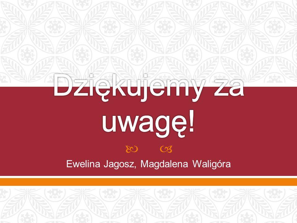 Ewelina Jagosz, Magdalena Waligóra