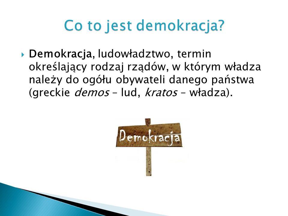 - Grecja (Ateny) - Starożytny Rzym - Anglia (XIII w.) - Polska (XVI – XVI w.) - Francja (XVIII w.) - Stany Zjednoczone (XVIII w.) - sufrażystki w Ameryce i Europie (XIX-XXw.) - Powszechna Deklaracja Praw Człowieka 1948r.