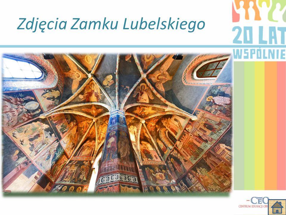 Zdjęcia Zamku Lubelskiego