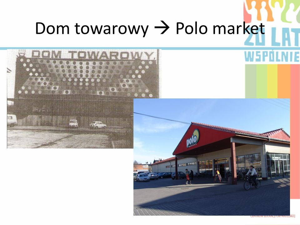 Dom towarowy Polo market