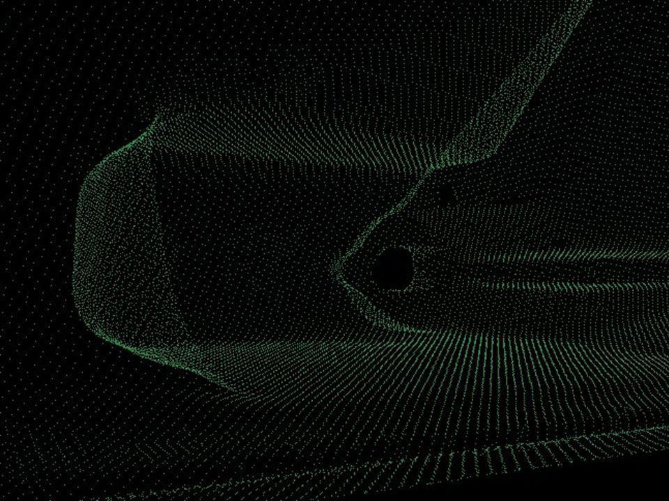 Podstawowe moduły biblioteki Point Cloud Library