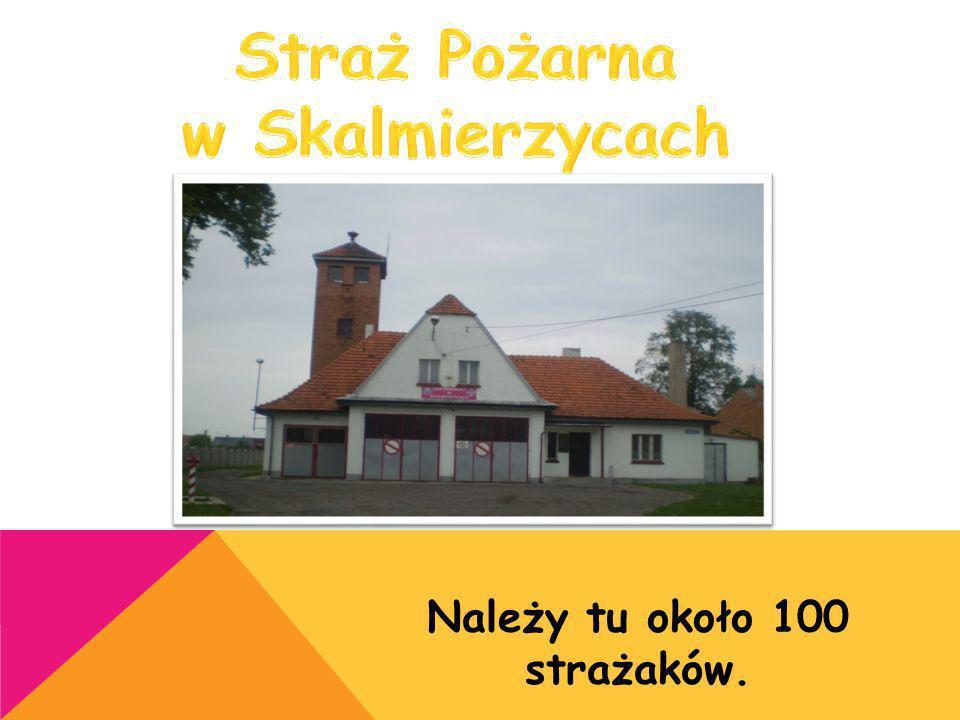 Pracuje tu 11 nauczycieli, uczy się tu 121 dzieci.