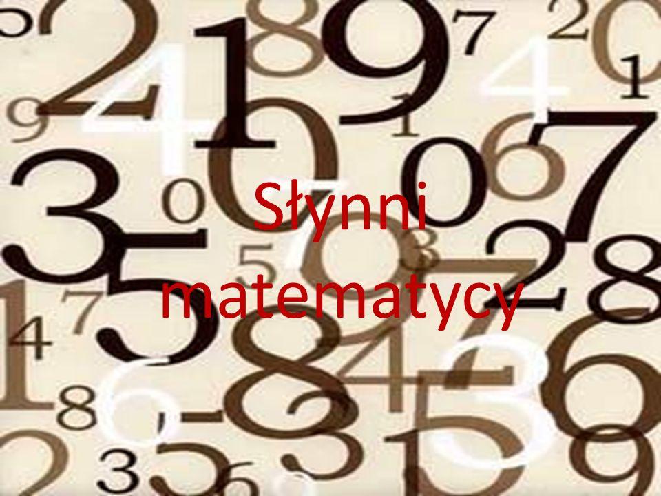 Pitagoras Grecki matematyk, filo zof, mistyk kojarzony ze s ł ynnym twierdzeniem matematycznym nazwanym jego imieniem.