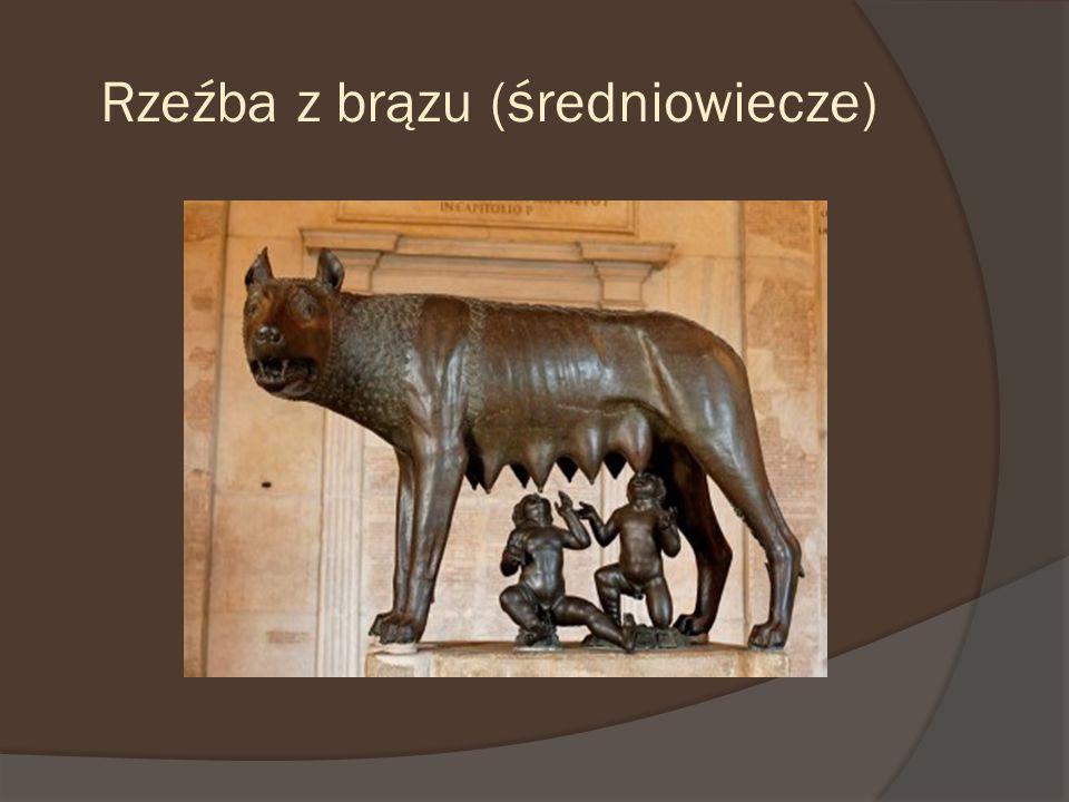 Rzeźba z brązu (średniowiecze)