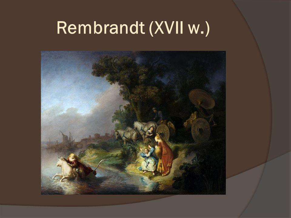 Rembrandt (XVII w.)