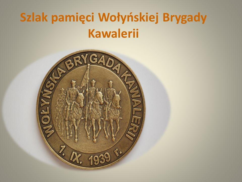 Pomnik pamięci WBK pod Mokrą Pomnik ku czci poległych żołnierzy Wojska Polskiego.