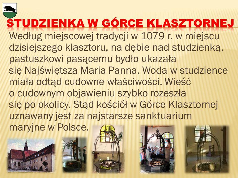 Nazwa Górka Klasztorna powstała w roku 1923, od czasu objęcia tej miejscowości przez Księży Misjonarzy Świętej Rodziny.