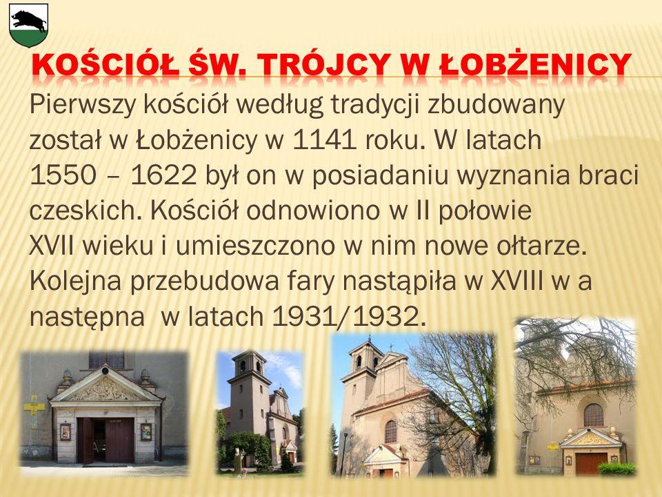 Według miejscowej tradycji w 1079 r.